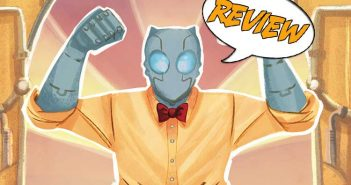 Atomic Robo: Dawn of a New Era #4 Review