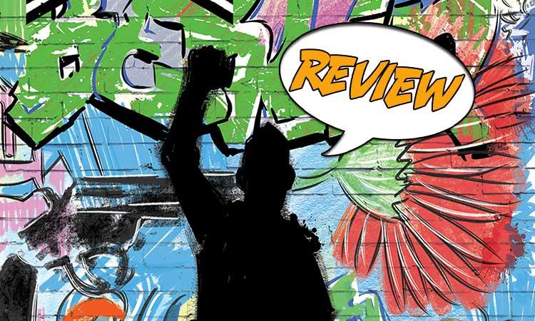 Black Badge #9 Review