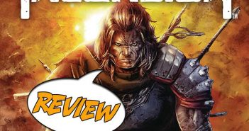 Incursion #3 Review
