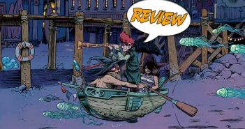 Wizard Beach #5 Review
