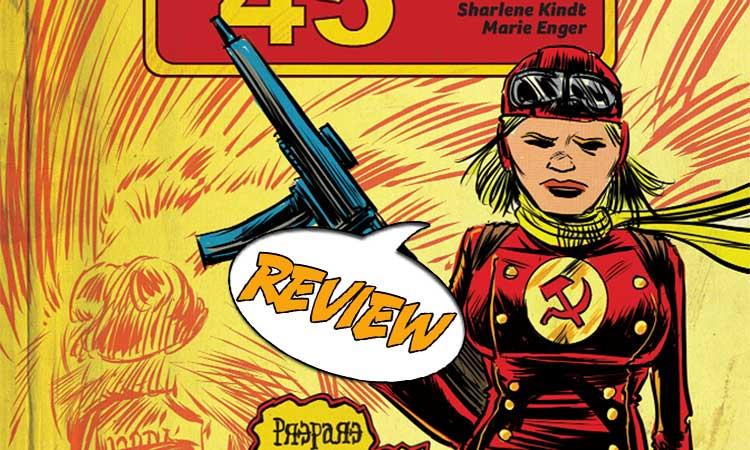 Black Hammer '45 #3