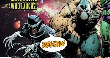 DC's Year Of The Villain #1 Review