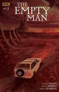 The Empty Man #7