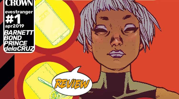 Eve Stranger #1 Review