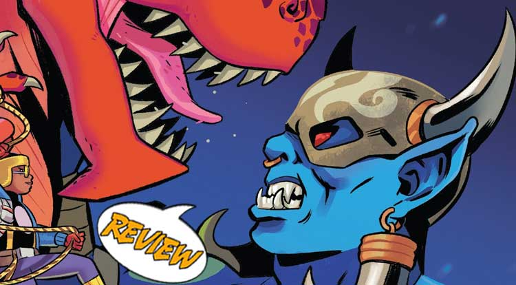 Moon Girl and Devil Dinosaur #43 Review