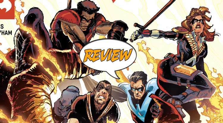Nightwing #60 Review