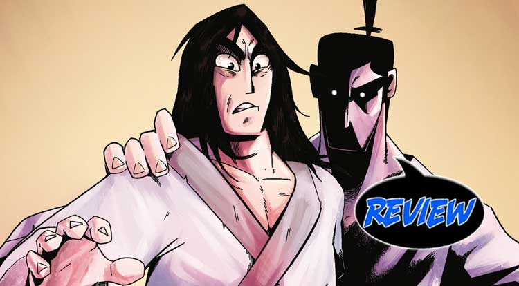 Samurai Jack: Lost Worlds #1 Review