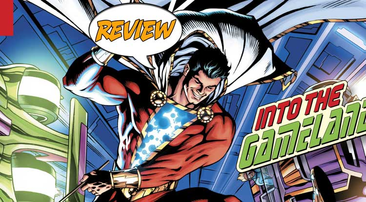 Shazam! #5 Review