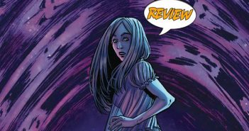 The Girl In The Bay #4 Review