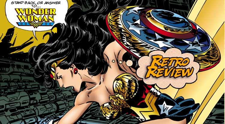 Wonder Woman #129