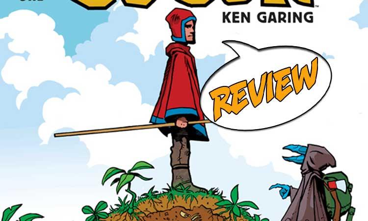 Gogor #1 Review