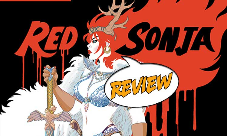 Red Sonja #4 Review