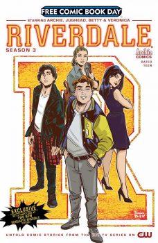 Archie Comics FCBD 2019 Riverdale Season 3 Special