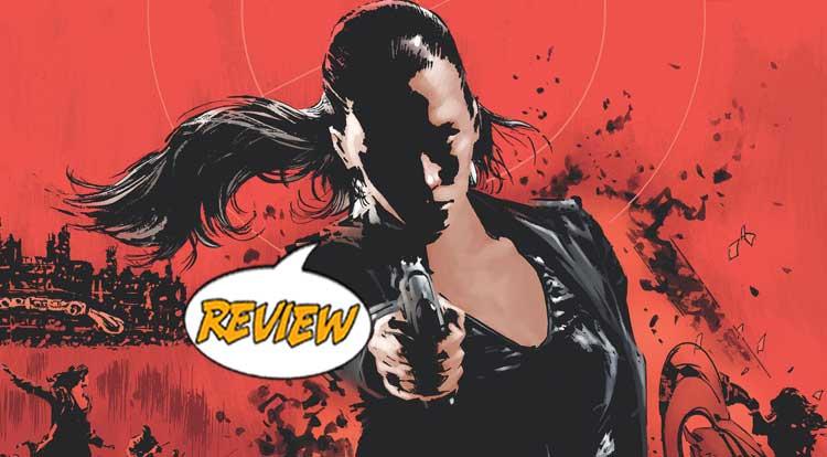Amber Blake #4 Review
