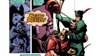Green Arrow #1 Review