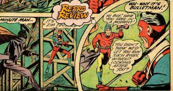 Master Comics #41 Cover