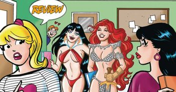 Red Sonja and Vampirella Meet Betty and Veronica #2 Review