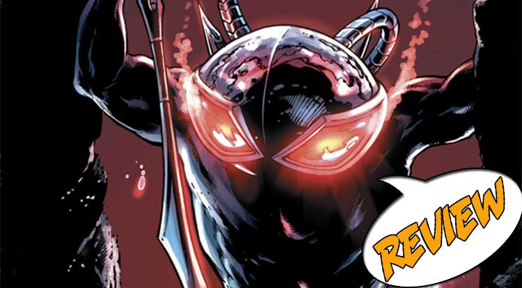 Aquaman #50 Review