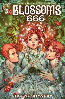 Blossoms 666 #5
