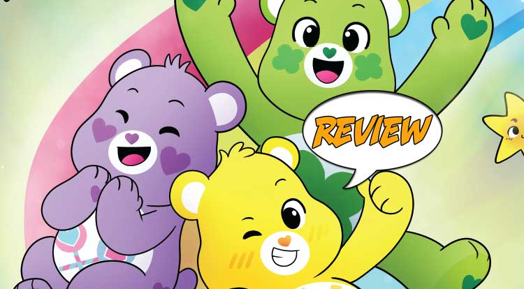 Care Bears #1 Review