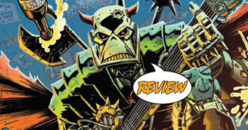 Death's Head #1 Review
