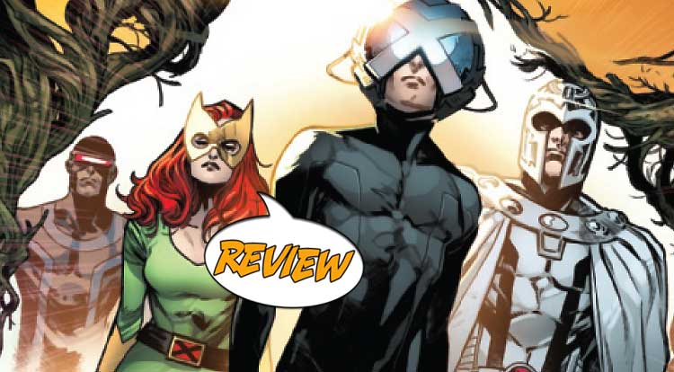 House Of X #1 Review