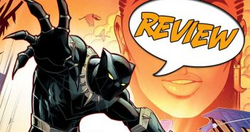 Marvel Action: Black Panther #2 Review