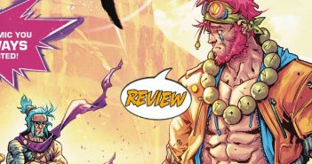 No One Left to Fight #1 Review
