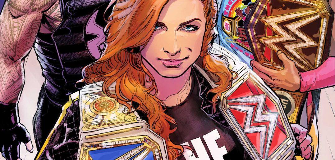 WWE Smackdown Live #1