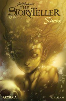 Jim Henson's THe Storyteller: Sirens #4