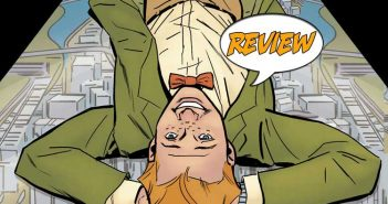 Jimmy Olsen #1 Review