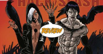Crow: Hack/Slash #2 Review