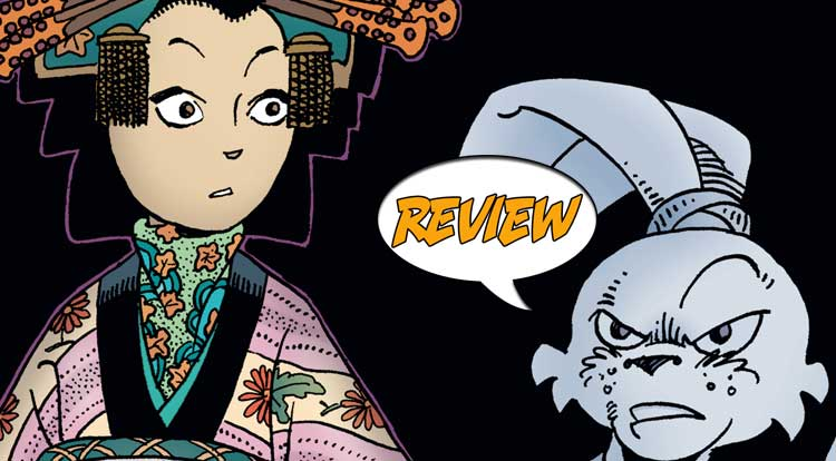Usagi Yojimbo #2 Review