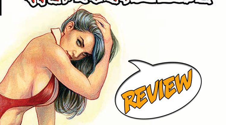 Vampirella #1 Review