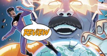 Wonder Twins #6 Review