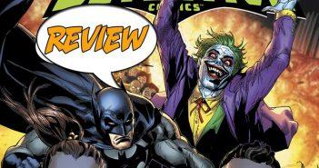 Detective Comics #1008 Review
