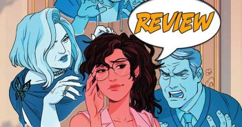 Ghosted in L.A. #1 Review