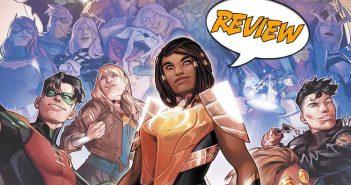 Naomi #6 Review