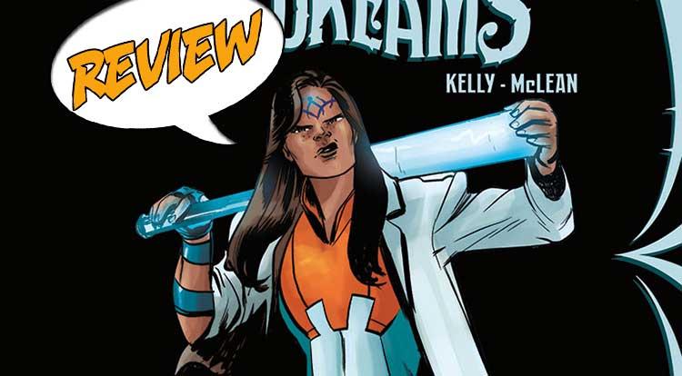 Queen of Bad Dreams #3 Review