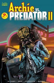 Archie vs. Predator 2 #2