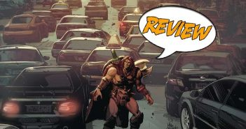 Berserker Unbound #1 Review