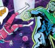 One team trapped, one team freed, but neither is hapBlack Hammer/Justice League: Hammer Of Justice #2 Review