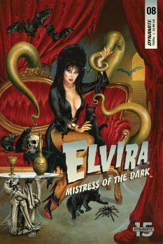 Elvira: Mistress of the Dark #8