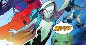 Ghost-Spider #1 Review