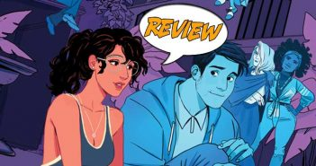 Ghosted in L.A. #2 Review