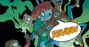 Goosebumps: Horrors of the Witch House #3 Review