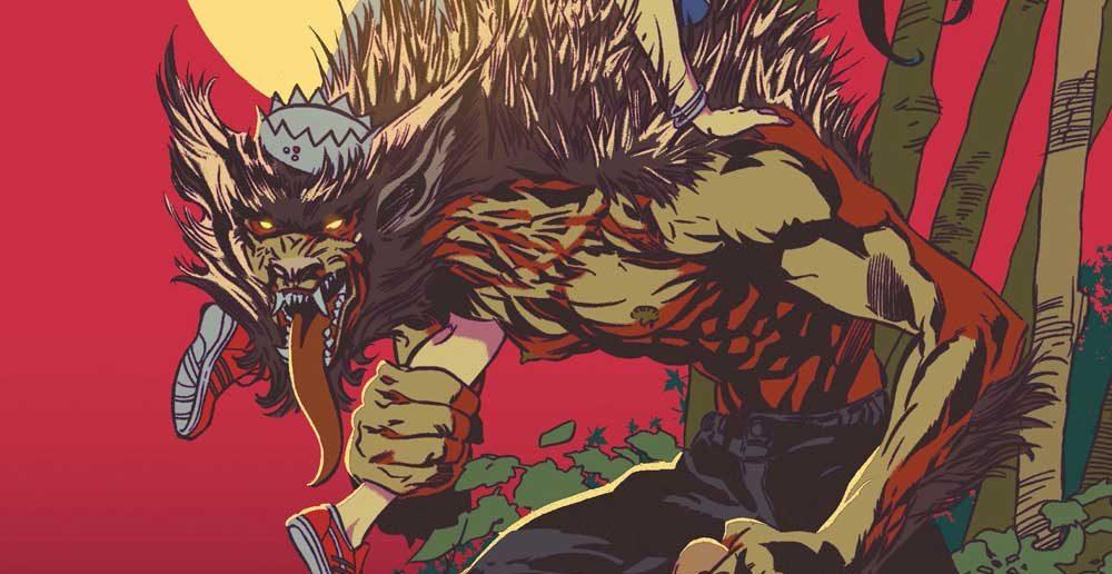 Jughead: The Hunger vs. Vampironica #4