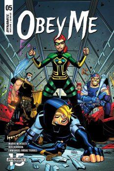 Obey Me #5