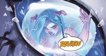 UNNATURAL #12 Review