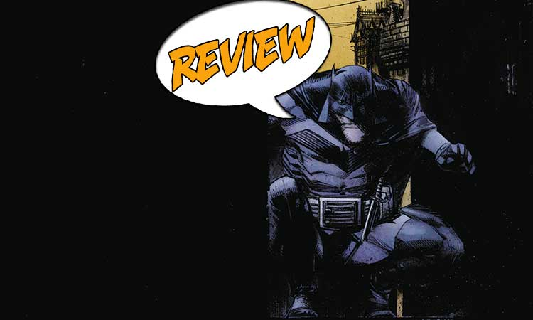 Batman Curse of the White Knight #2 Review